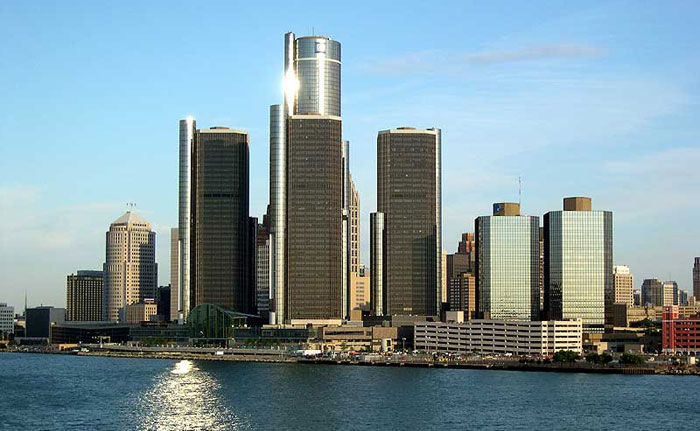 City of Detroit!