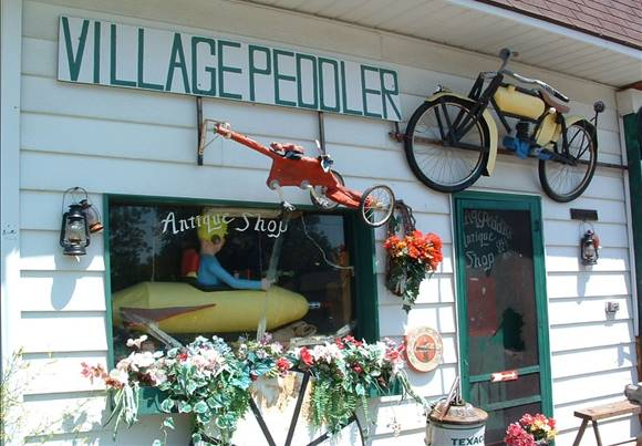 Antique Shop in Edwardsburg