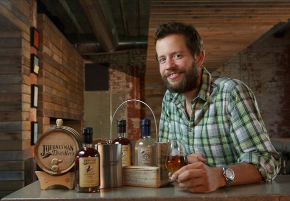 Three Oaks Journeyman Distillery